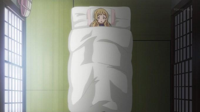 目を覚ます鈴木なぎさ