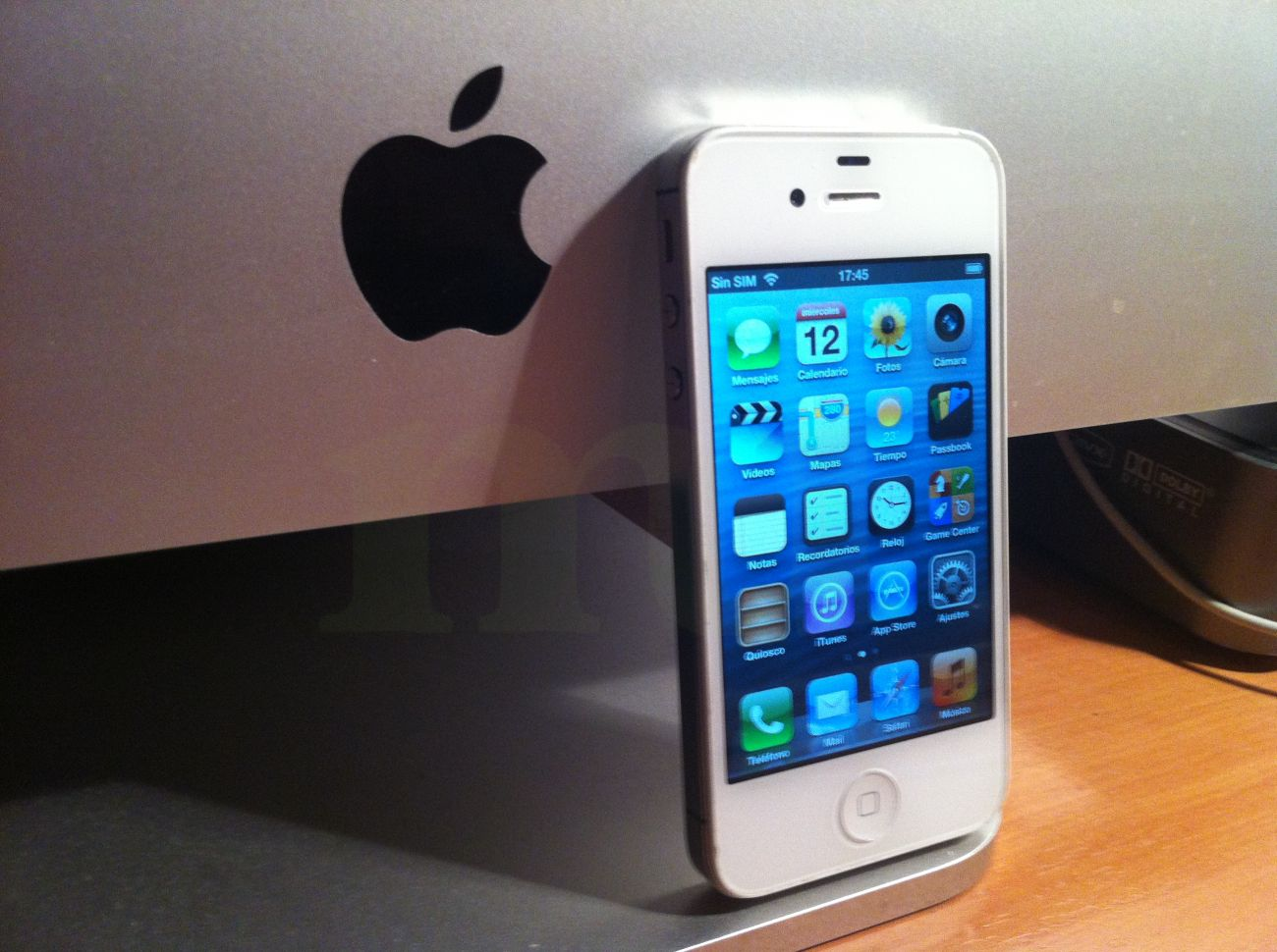 Precio Iphone 4s Libre Iphone Iphone 4s Libre Blanco 16 Gb Venta Segunda Mano Apple