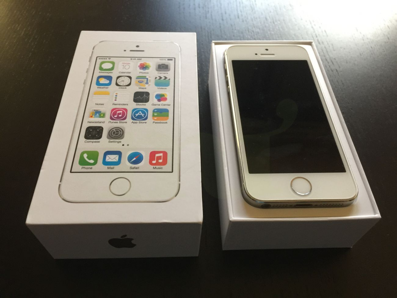 Iphone 5 S Libre Iphone Iphone 5s Blanco 32 Gb 4g Libre Touchid Venta Segunda