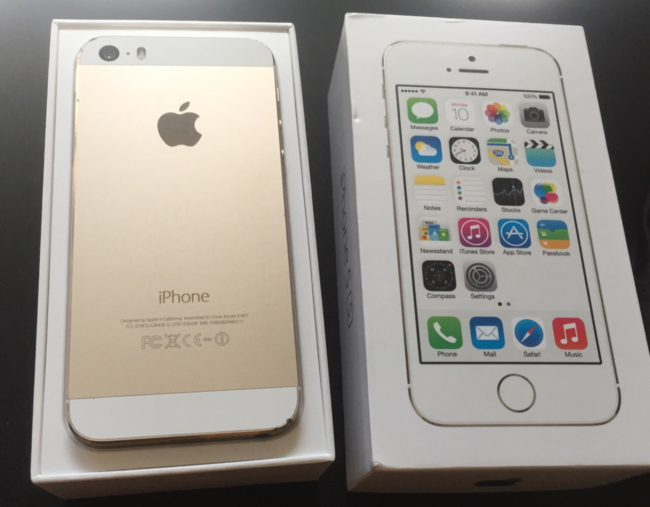 Phone House Iphone 5 Libre Venta Iphone 5s 32 Gb Libre Color Oro Venta Segunda Mano