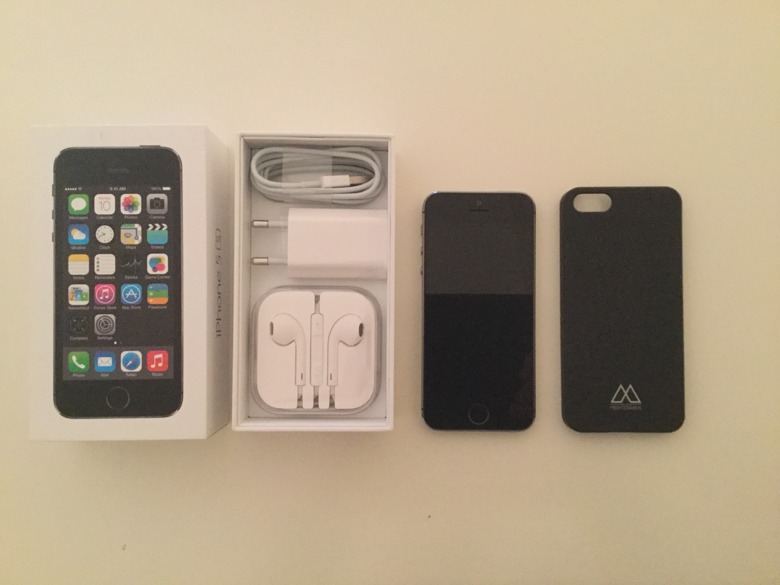 Iphone 5 S Libre Venta Iphone 5s Libre Complementos Venta Segunda Mano Apple