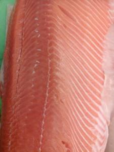 Wild King Salmon on Sale @ $19.99/Lb Whole, $23.99/Lb Cut