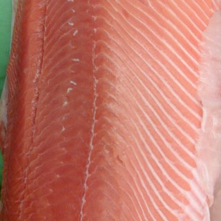 Wild King Salmon on Sale @ $19.99/Lb Whole, $23.99/Lb Cut