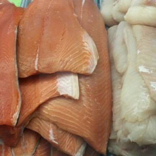 Fresh Butterfish, King Salmon, Steelhead Salmon, Ling Cod & more!