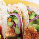 The greatest Ling Cod Tacos