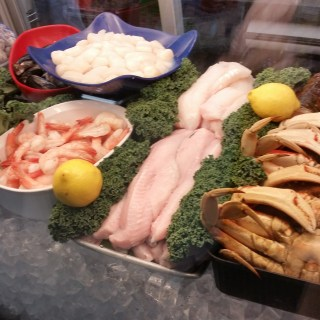 King Salmon, Coho Salmon, and tasty Black Cod and Pacific Cod