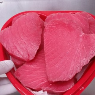 A staple local favorite, Yellowfin Tuna!