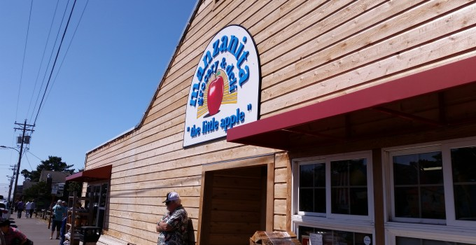 Sunny Thursday Brings Painted Hills Sampling This Weekend and Fresh Seafood Today!