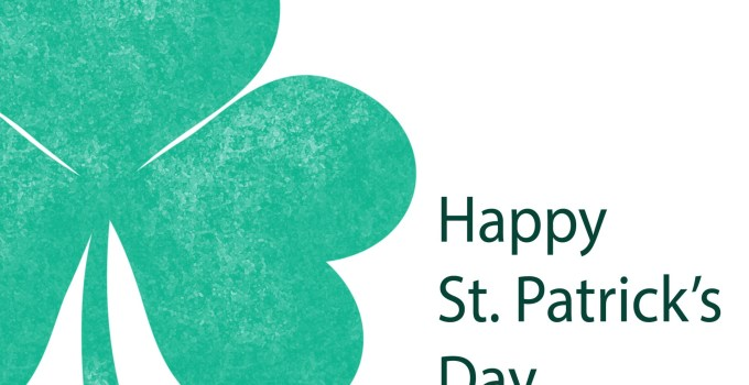 Happy St. Paddy's Day! Corned Beef, Rolling Rock Sampling, & Fresh Seafood Today!