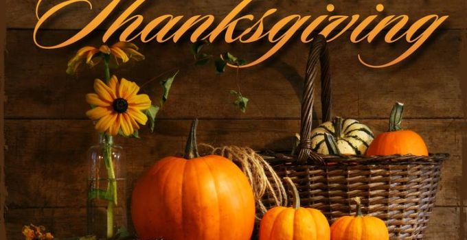 Thanksgiving Dinners Now Available!