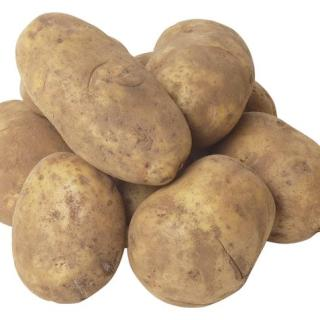 Russet Potatoes $1.29/5lb bag