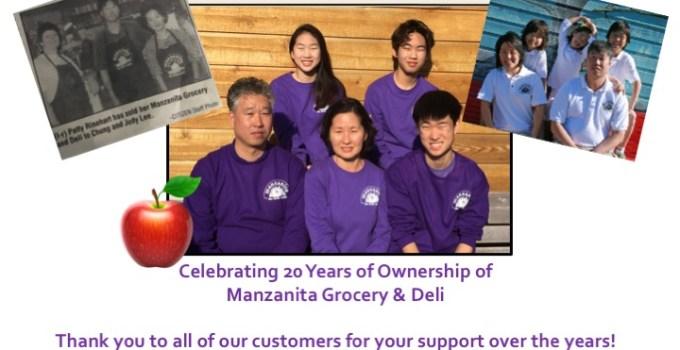 20th Anniversary- January Discount