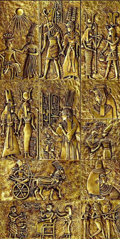 3d Stone Style Wallpaper Egyptian Bas Relief Sculpture 3d Texture Map Free 3d