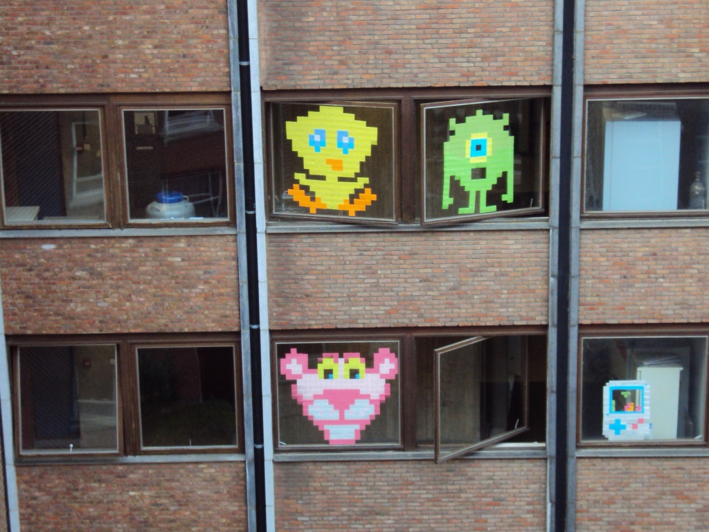 Post It Art