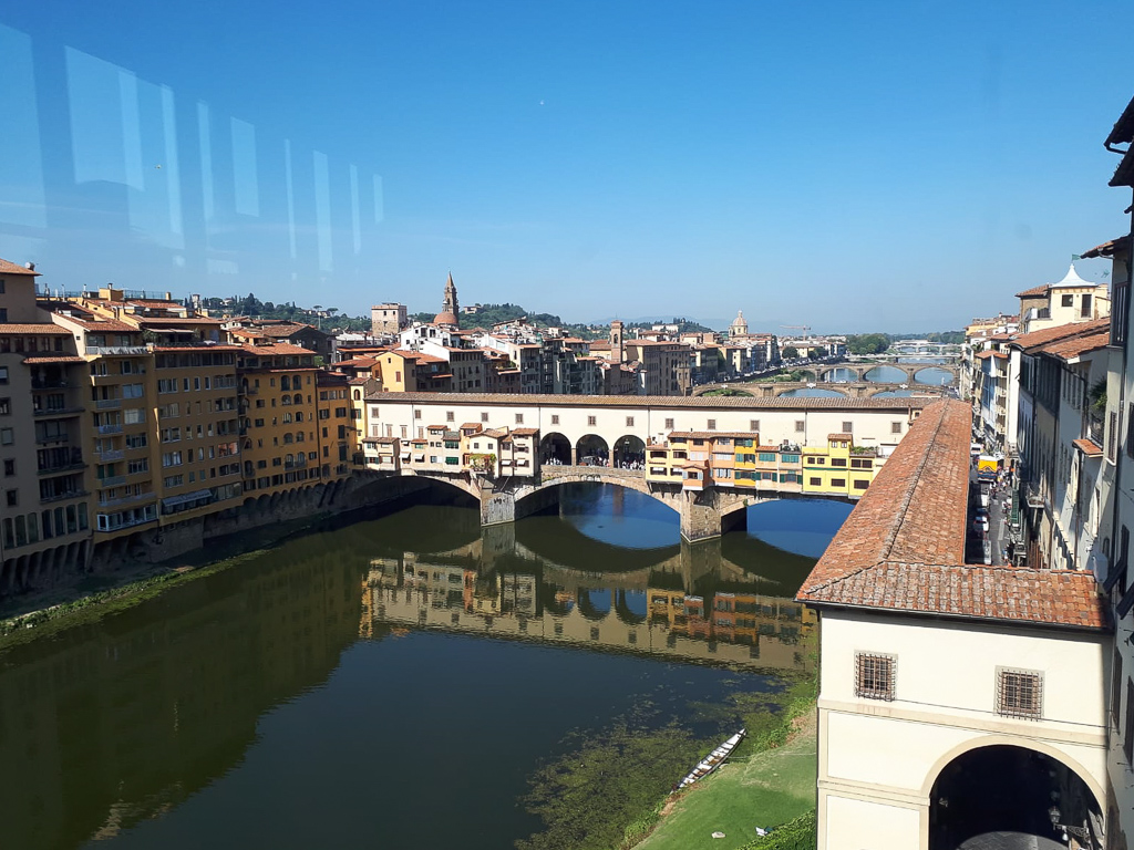 Il Ponte Just Eat Best Things To Do In 3 Days In Florence On A Budget Map Family