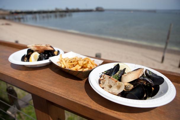 Cape Cod Mussels
