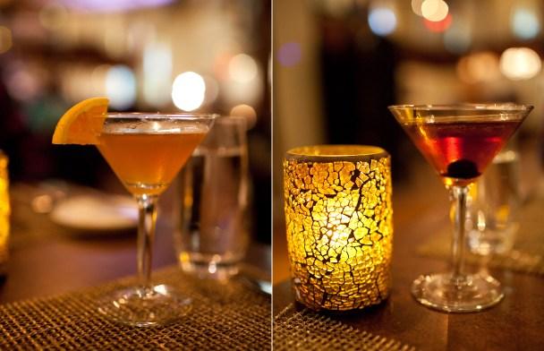 Cocktails at Grace Portland ME