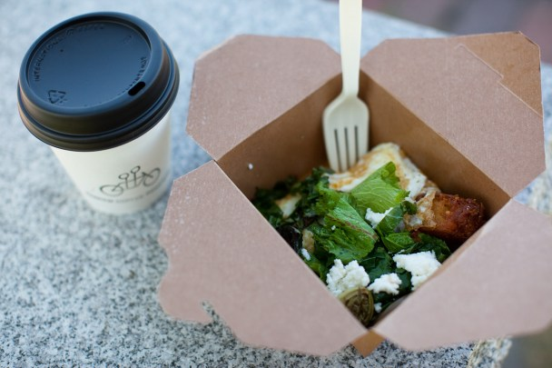 Small Axe Portland Breakfast