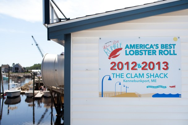 The Clam Shack