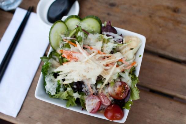 Pai Men Miyake Salad