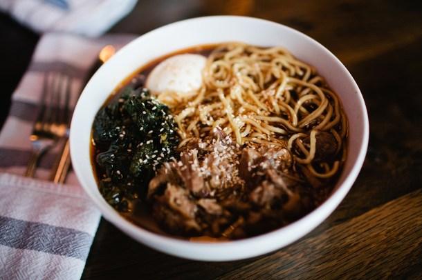 Two Boroughs Larder Noodle Bowl