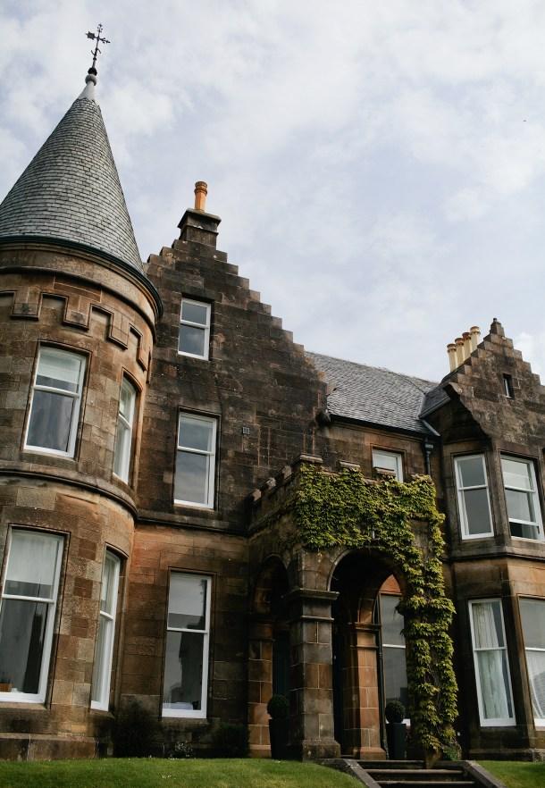 Greystones Oban Scotland