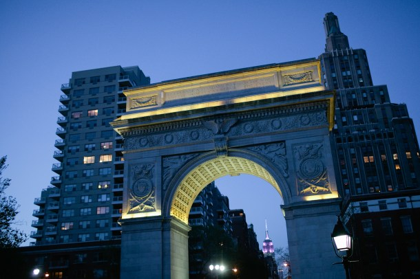 Washington Square Park NY