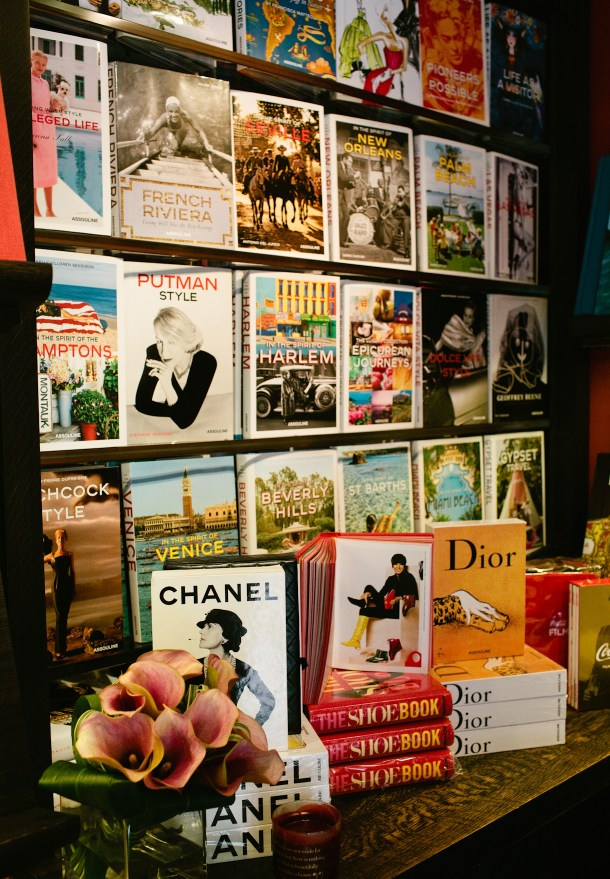 Assouline at the Mark