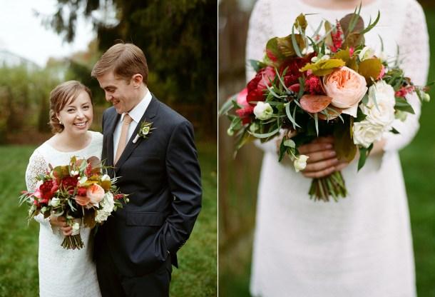 Map and Menu Wedding,  Photo by Sarah Der