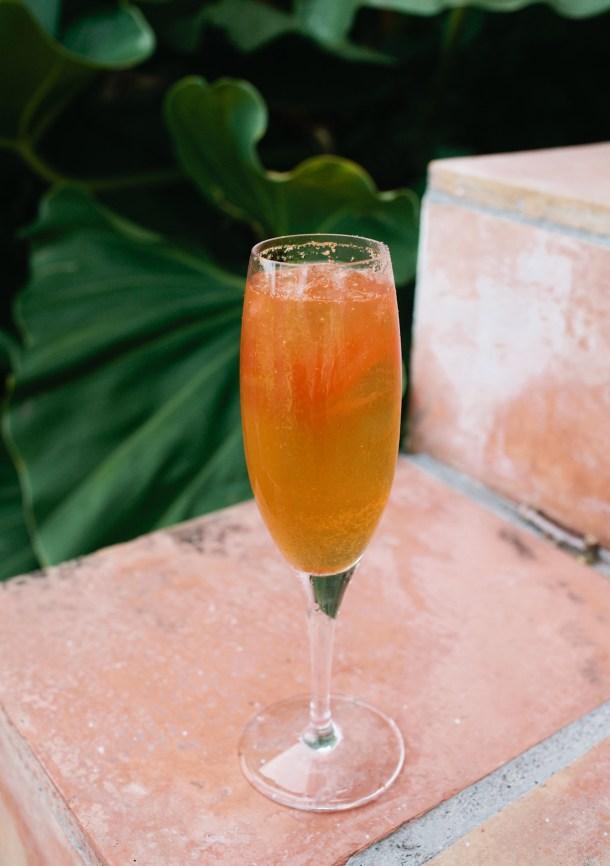 Montpelier Rum Punch