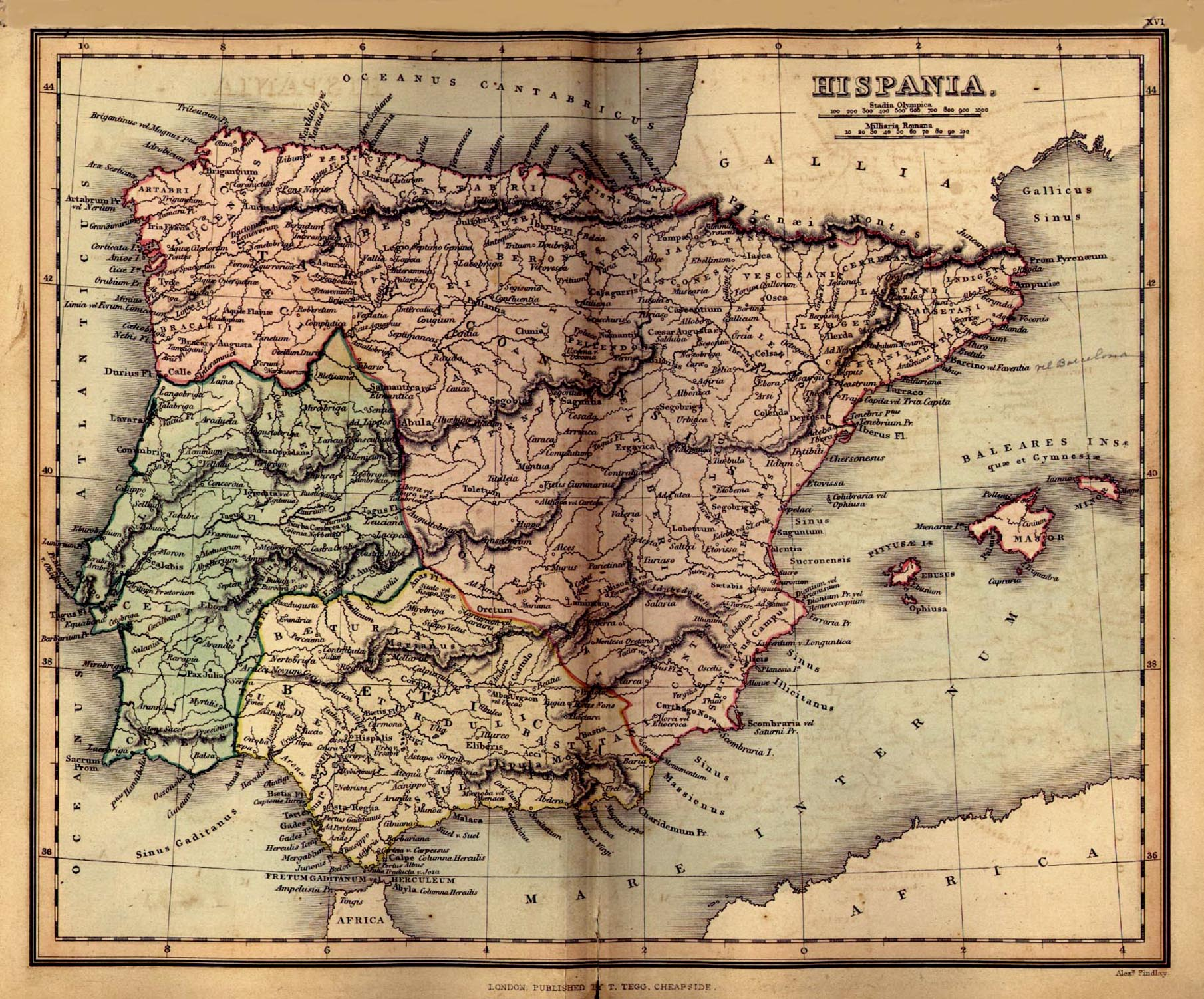Download Free Spain Maps