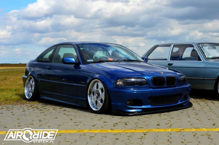 Air Ride Opel Insignia Bmw E46 Coupe Airride System Mapet Tuning Group