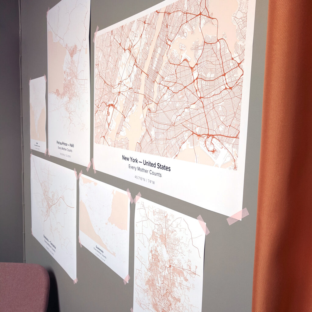 Poster Ideen Mapiful Design Your Own Custom Maps And Posters