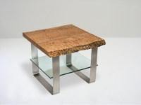 Unique Wooden Coffee Table