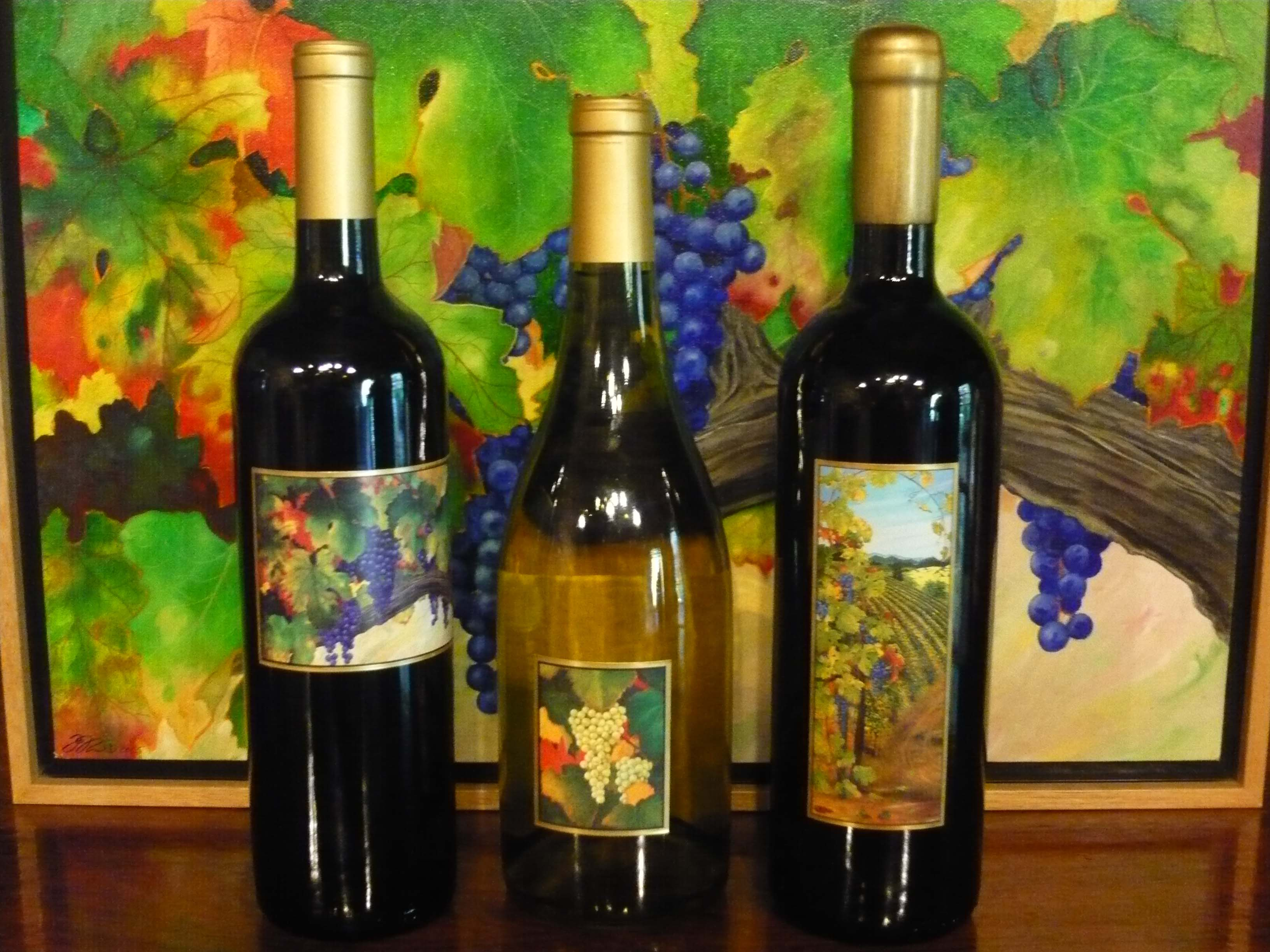 Artevino Wine Cellar Red Wine Handcrafted Artfully Made Wines