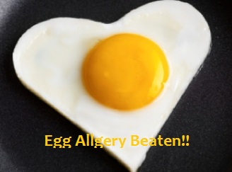 Egg Allergy Beaten