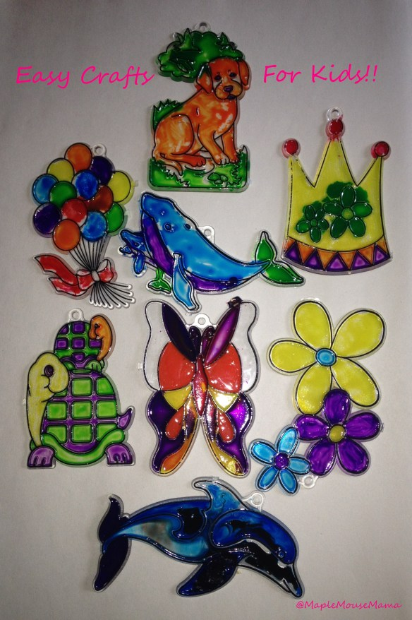stained glass craft