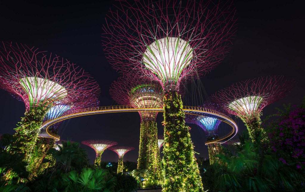 Gardens by the Bay Singapore. 20 Photos that will make you want to visit Singapore