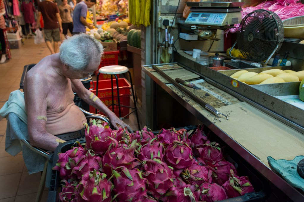 Wet Market Tiong Bahru Singapore. 20 Photos that will make you want to visit Singapore