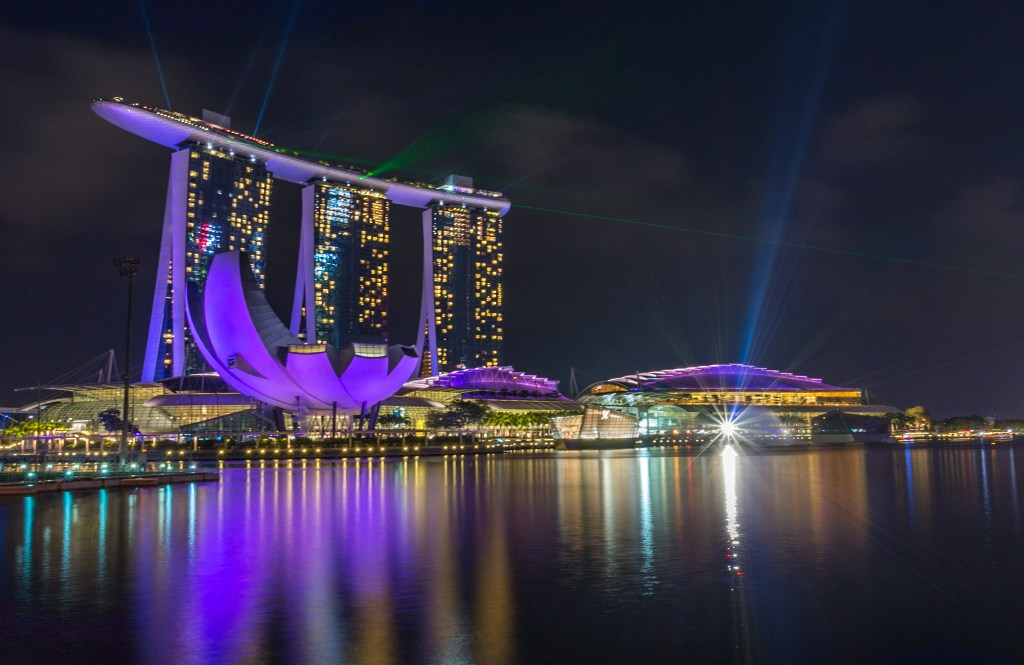 Marina Bay Singapore. 20 Photos that will make you want to visit Singapore