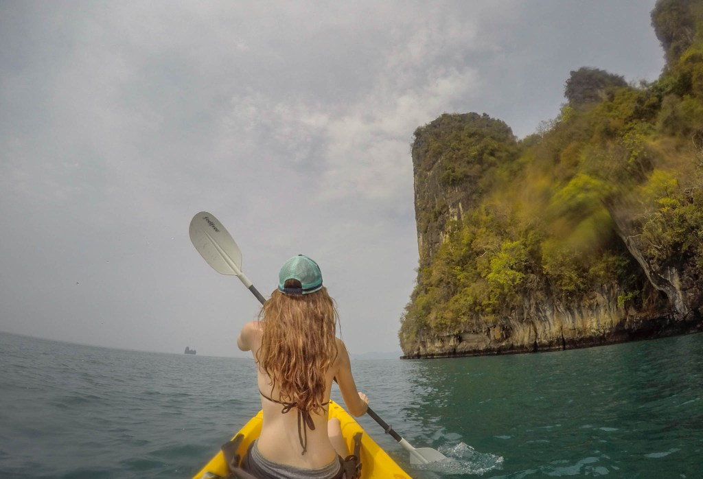 Ko Hong Kayak Krabi