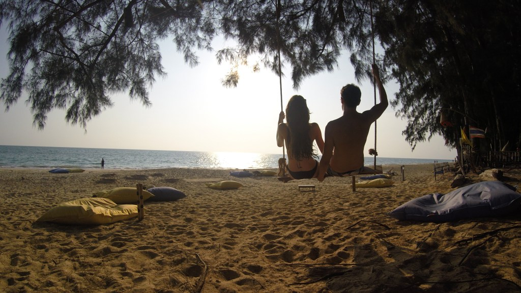 April 2016- Our fave hangout in Koh Lanta