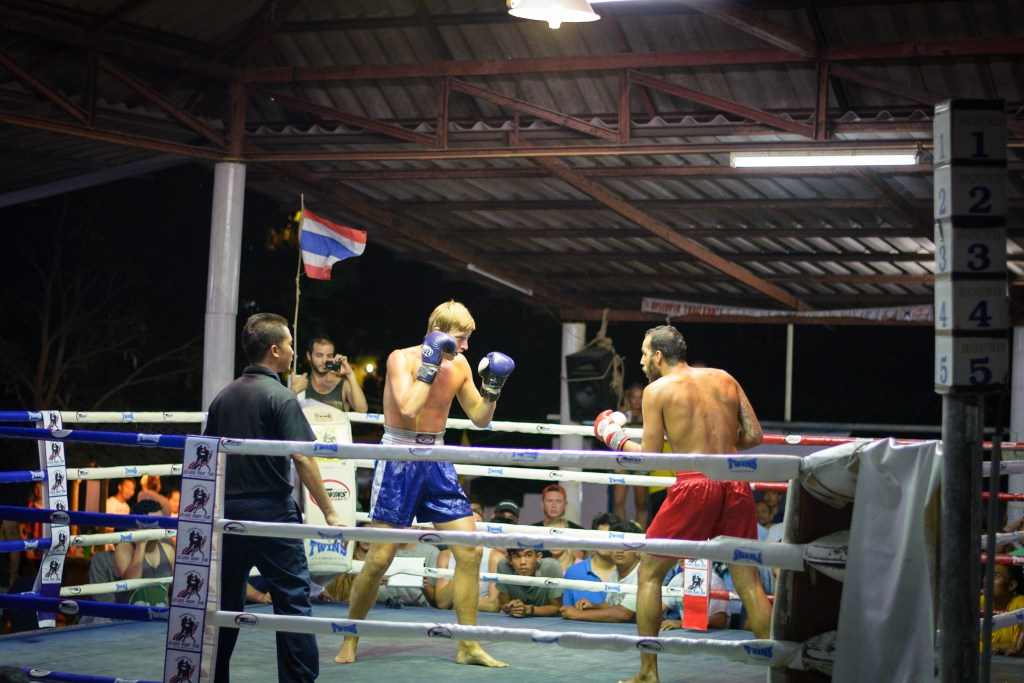 Island Muay Thai in Koh Tao