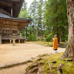 Bedding With Monks: Sleeping In A Buddhist Temple In Koyasan