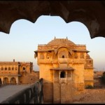 The Ranvas in Rajasthan: luxury hotel was a former palace of maharajas