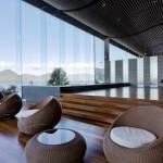 The Lake View Toya Nonokaze Resort Hotel in Hokkaido Japan
