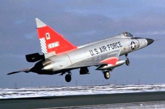Convair F 102a Delta Dagger Maps Air Museum