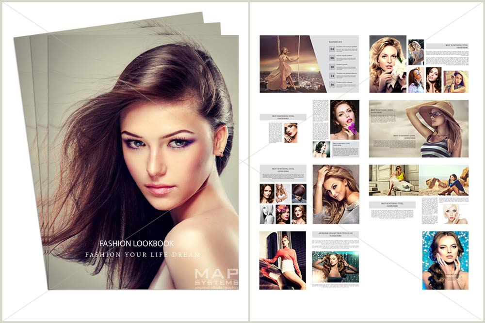 Magazine Layout Design Services Magazine Page Design MAP Systems