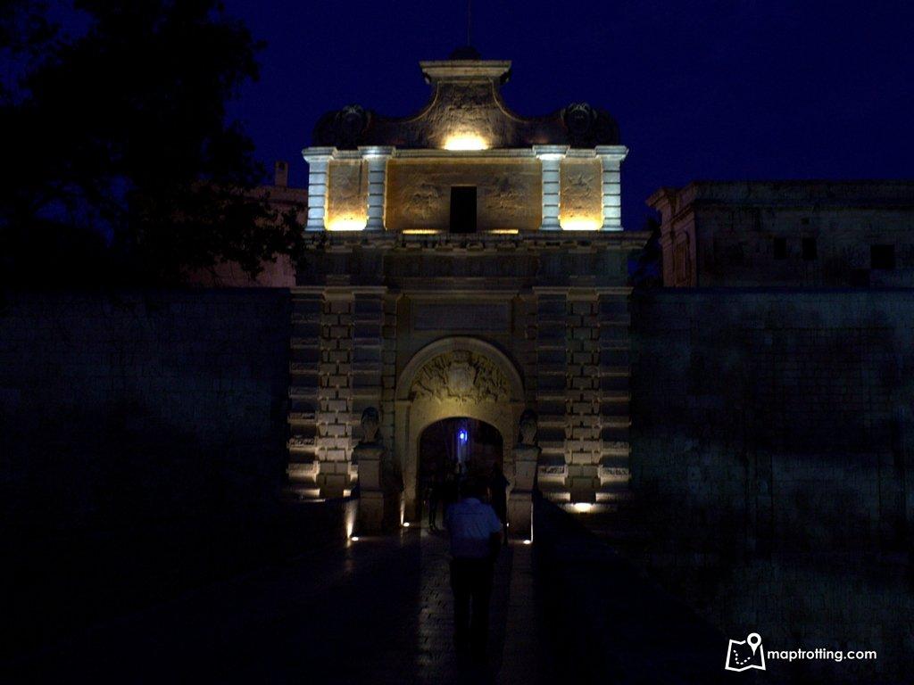 Mdina Fortress, Malta