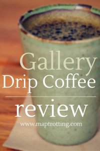Gallery Drip Coffee, Bangkok